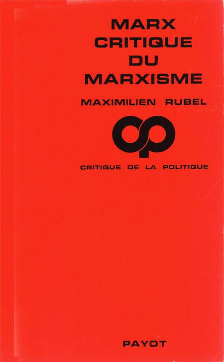 rubel-marxisme