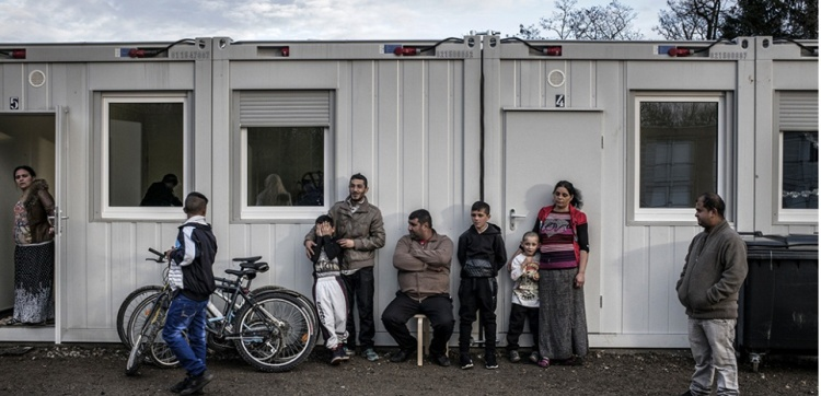 FRANCE-IMMIGRATION-MINORITIES-HOUSING-POVERTY-COMMUNITIES-ROMAS-